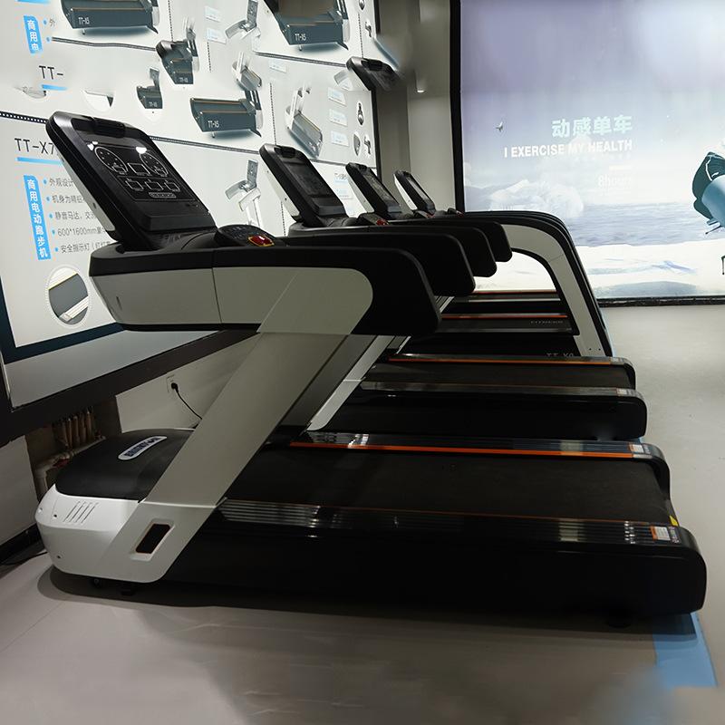 常年出售豪华版A-007B触摸屏跑步机商用室内只能触屏跑步机