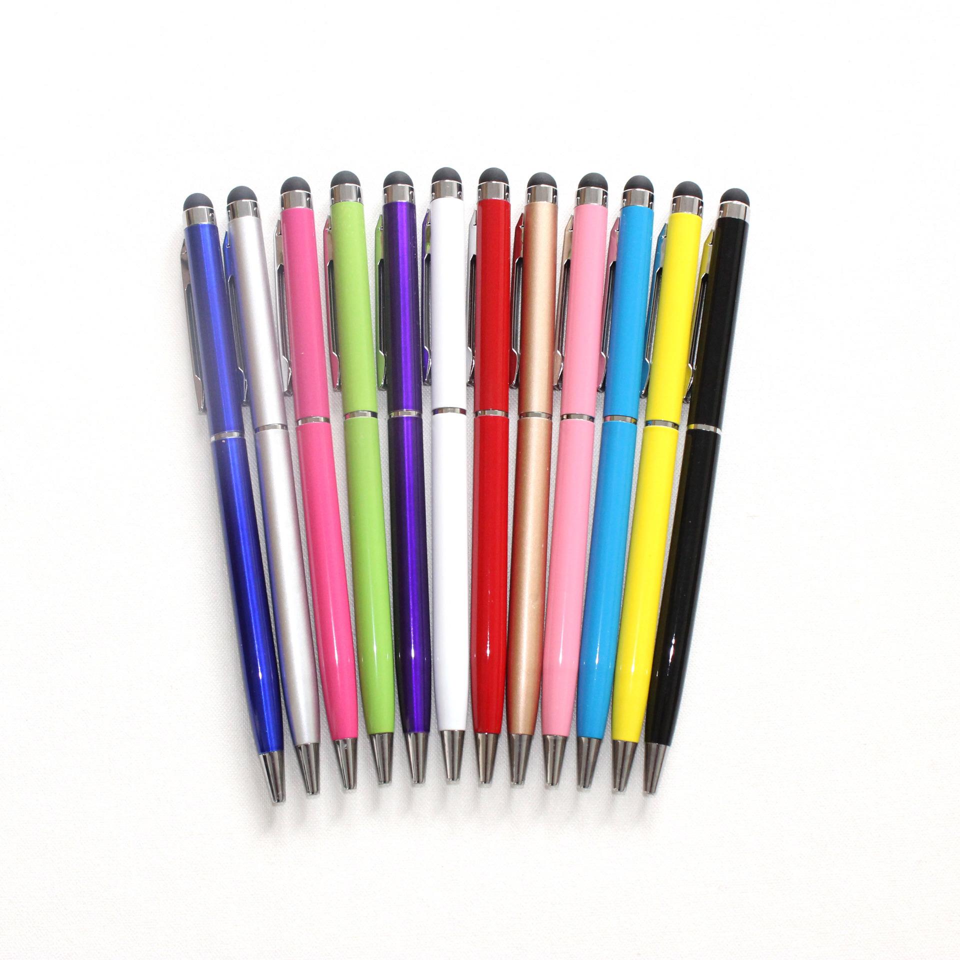 厂家直销牙签笔 小高士两用多功能电容笔 平板电脑手写笔触控笔