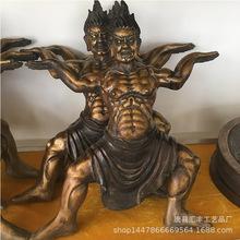 藏佛绿度母菩萨铜雕摆件 加工定制各种藏传佛像铜雕塑 一件代发