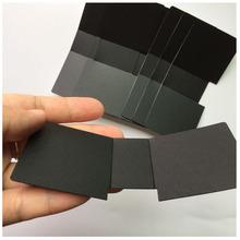 定制无卤环保PC绝缘垫片麦拉  黑色透明电源电池防火阻燃PVC/PET