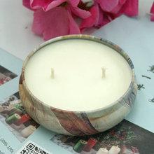 蜡烛杯车载闺蜜室内香薰蜡烛安神助眠可爱场景家居进口精油告白