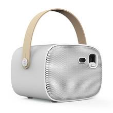 新款S5投影仪家用led迷你娱乐便携微型投影机1080P高清厂家批发