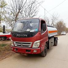 多功能工地加油車 東風流動加油車  二手4噸油罐車 小型油罐車