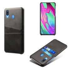 三星Galaxy 手机套 适用于三星Galaxy A40手机壳 插卡手机 ?;ぬ? />                                     </a>                                     <div class=