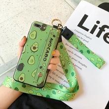 iphone11pro手机壳苹果8p新款适用华为p30pro挂绳p20女款一件代发