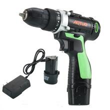 电动工具 12V锂电池充电钻多功能家用充电式手电钻电动螺丝刀起子