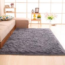現貨批發厚可水洗絲毛絨毯地墊臥室客廳地毯地墊飄窗墊拼接地毯