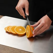 304不锈钢 刀架厨房用品多功能刀座长方形切菜板子刀具砧板置物架