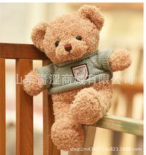 泰迪熊抱抱熊熊貓小熊公仔布娃娃毛絨玩具小號送女友生日禮物女生