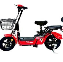 YANCY电动车批发骏马款电动自行车48v电瓶车电单车助力车代步电车