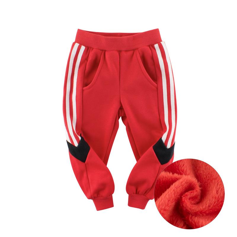27kids品牌服裝韓版童裝春裝新品2021男童運動褲兒童褲子批發代理