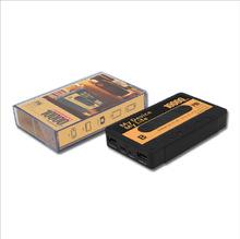 创意式磁带式移动电源大容量复古设计充电宝移动电源