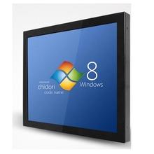 10.1寸电容触摸显示器 10.1寸纯平面电容触摸显示器1920X1200