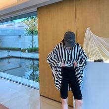 直筒中裤女夏季韩版修身弹力黑色五分休闲薄款百搭铅笔裤