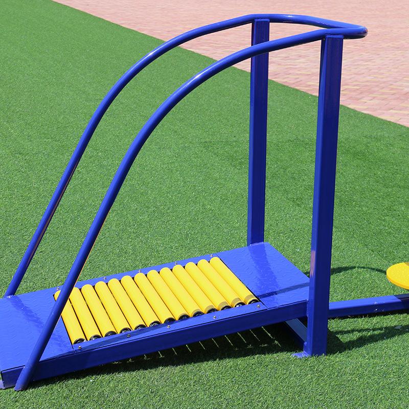 室外健身路径器材跑步机广场学校公园中老年人室外健身器材跑步机