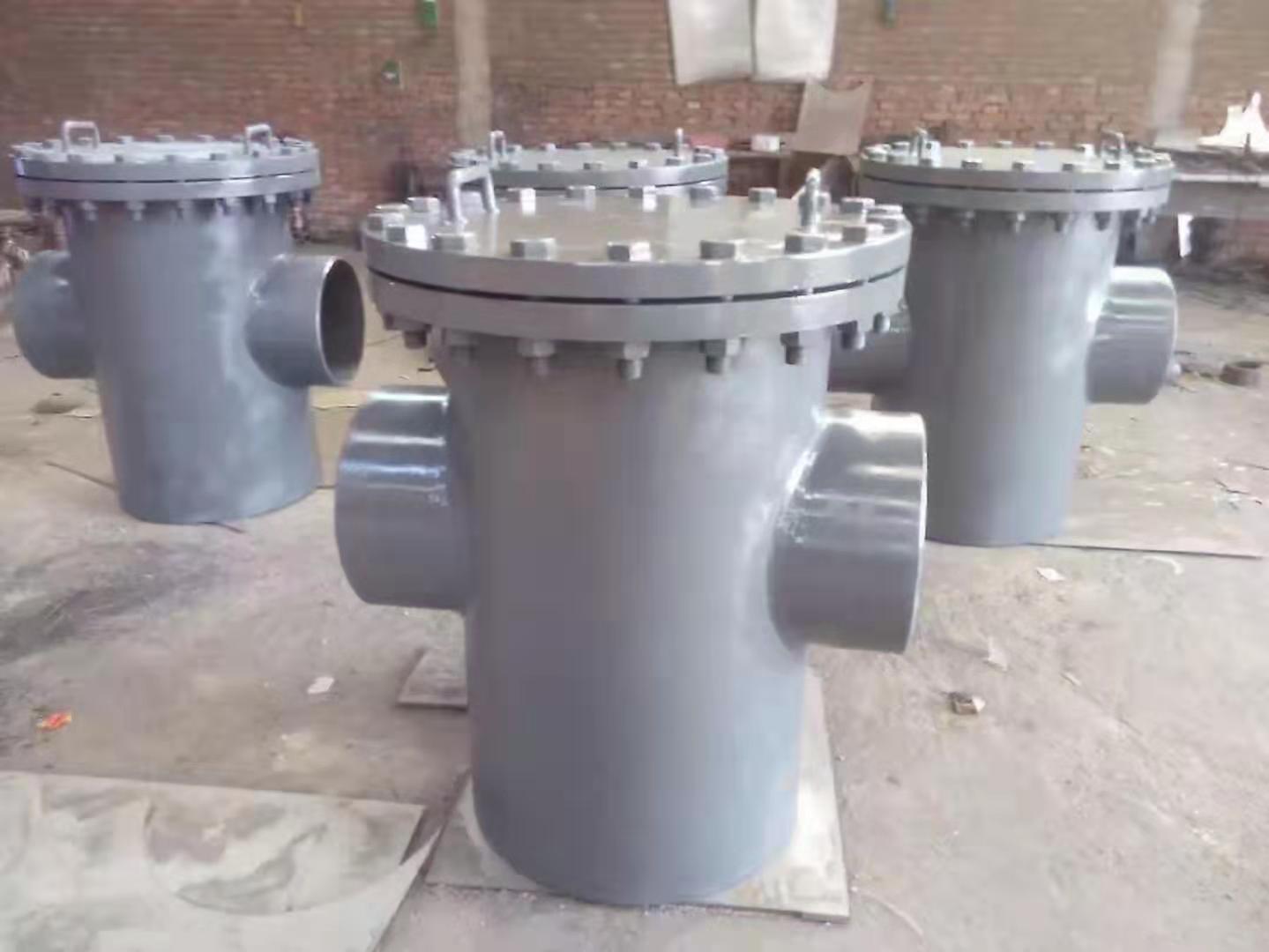 山西阻火器 T型过滤器 WCB铸钢过滤器 Y型过滤器支持定制