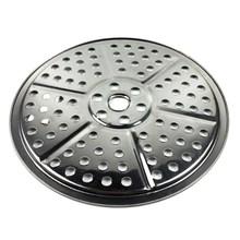 加厚不銹鋼蒸片家用圓形蒸架蒸籠蒸屜大號蒸格簾子蒸鍋篦子蒸子