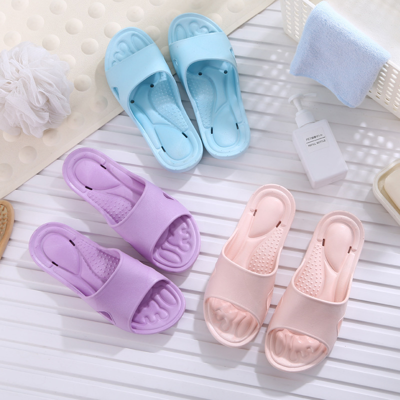 The factory sells a Ju Liang continuously summer of slipper men and women is indoor prevent slipper