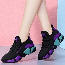 老北京布鞋女鞋平底單鞋休閑鞋軟底媽媽鞋防滑一件代發廠家直銷