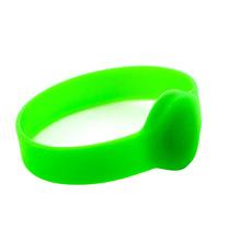江浙厂家定制手腕卡健身手表卡感应IC手腕带 门禁手环 防水IC手环