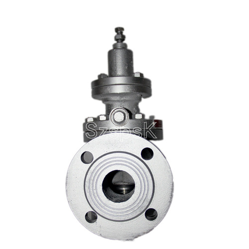 Steam pressure reducing valve