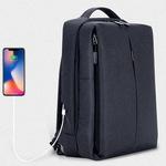 厂家直销智能usb充电双肩包透气旅行背包商务休闲多隔层电脑背包