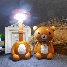 开业礼品定制logo 大白台灯赠送客户实用开学小礼品卧室小夜灯礼