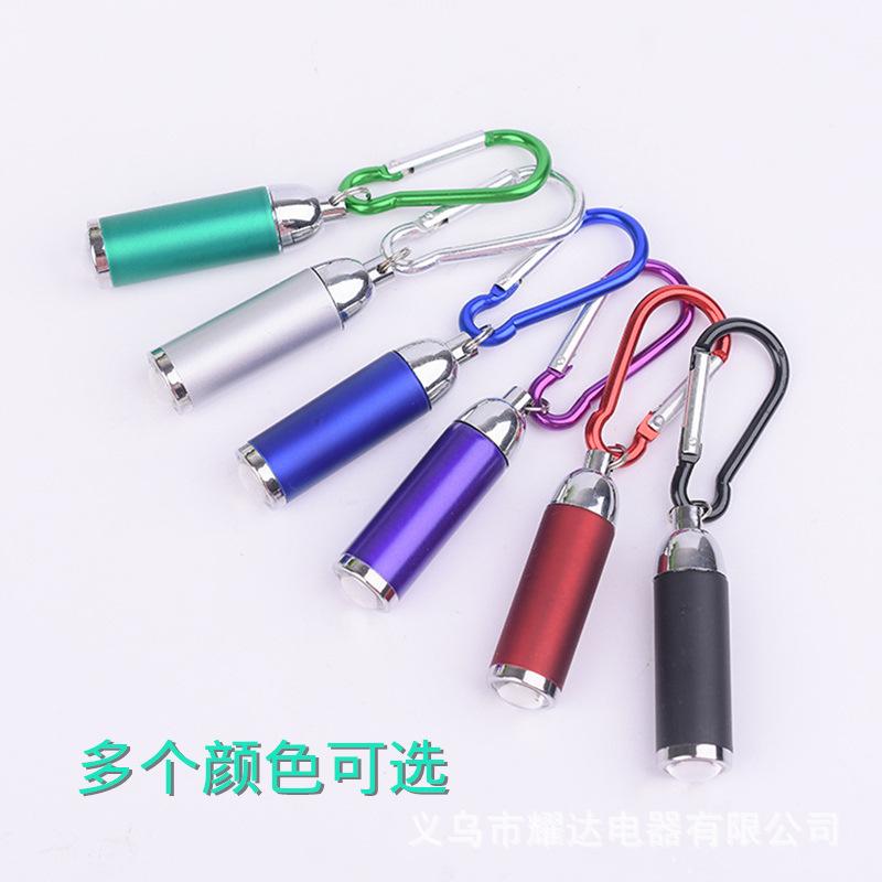 秒杀伸缩变焦电筒 迷你手电筒 袖珍1W电筒 最小LED强光小电筒批发