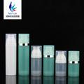 现货批发高档PP塑料真空瓶化妆品试用分装瓶旅行套装乳液瓶按压瓶