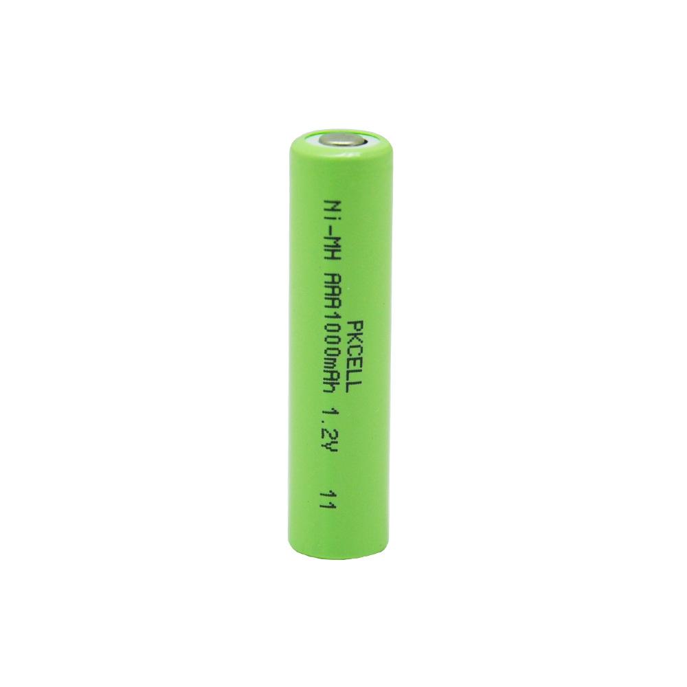aaa充电电池 1.2v ni-mh 足容量 认证齐全 可代工1000mAh镍氢电池