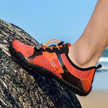 爆款男士登山徒步攀岩鞋女户外游泳溯溪涉水运动休闲鞋赤足五指鞋