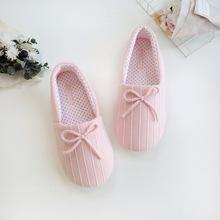 月子鞋女春季产妇春秋冬产后包跟防滑软底棉拖鞋室内孕妇鞋夏薄款