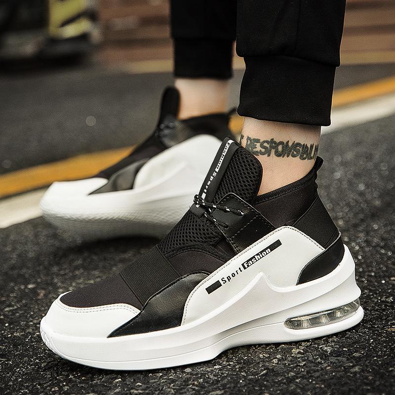 夏季篮球鞋男鞋运动鞋男鞋休闲鞋 男 韩版鞋子 男 潮鞋一件代发