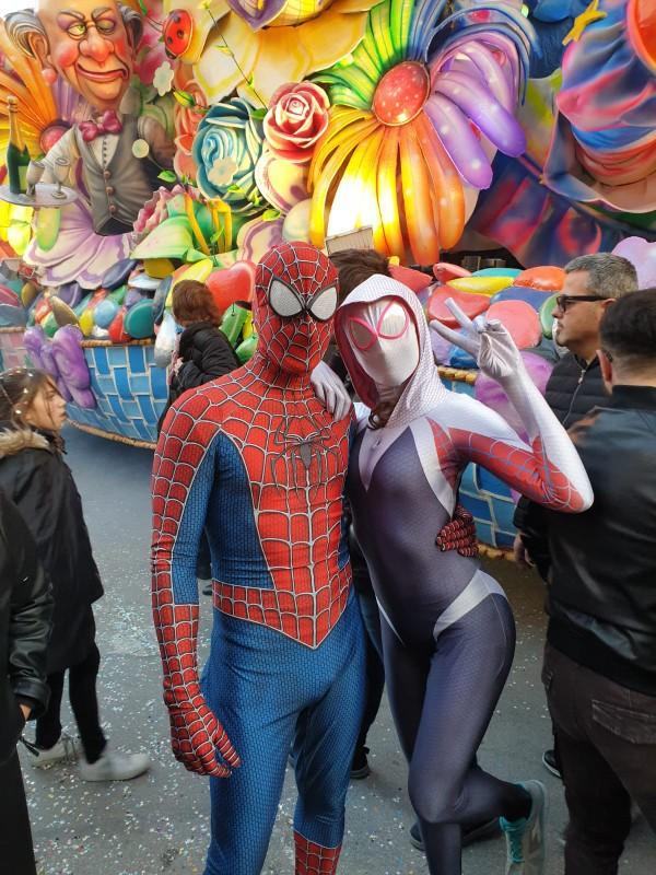 for men adult superheros 3d raimi spiderman suit costume spider