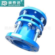 排水管伸縮節 雙法蘭伸縮節 限位伸縮節  雨水管伸縮節 DN500