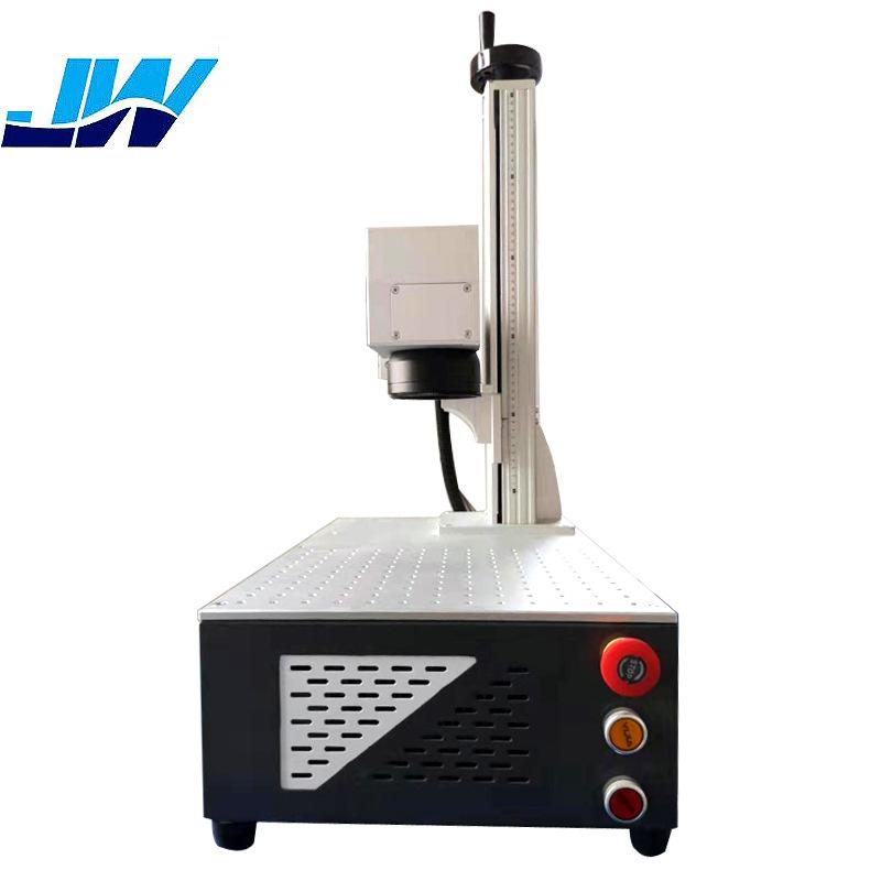 便携式光纤打标机 金属非金属光纤激光打标机 激光打印机加工