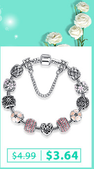 ELESHE 925 Sterling Silver Link Chain Bracelet Cubic Zirconia Crystal Flat Bar Charms Bracelet for Women Fashion Silver Jewelry