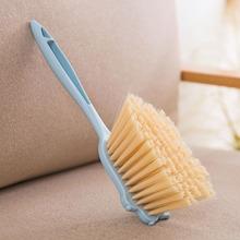 居家家脚丫除尘刷地毯沙发刷子扫床刷家用软毛床刷大号床上清洁刷