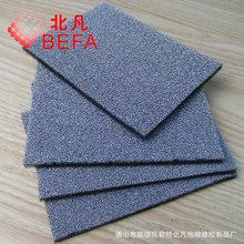厂家供应镀银海绵 光触媒活性炭过滤网海绵 环保防尘净化过滤海绵