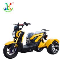 途乐康电动车 前后碟刹大功率电机电动三轮残疾人老年代步摩托车