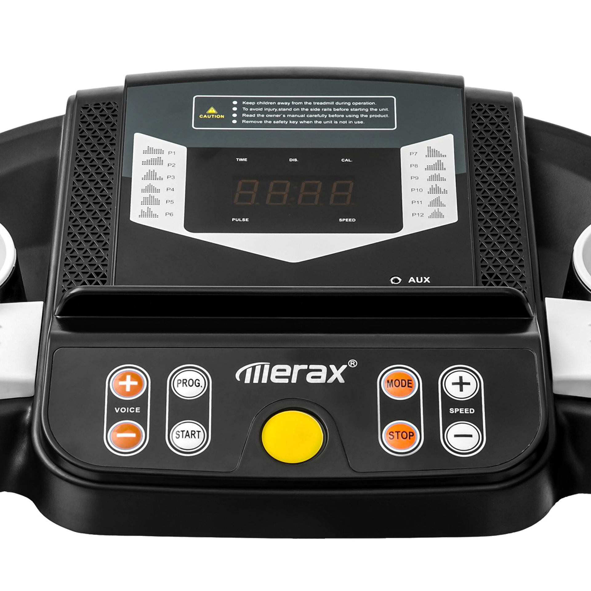 跨境专供折叠式电动跑步机亚马逊热销家用静音跑步机现货一件代发