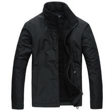 高尔夫服装男休闲运动球衣加绒加厚golf保暖风衣外套男士夹克薄款
