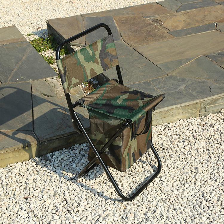 便携式可折叠舒适600D牛津?#27982;?#24425;靠背包椅/钓鱼包椅专业生产批发