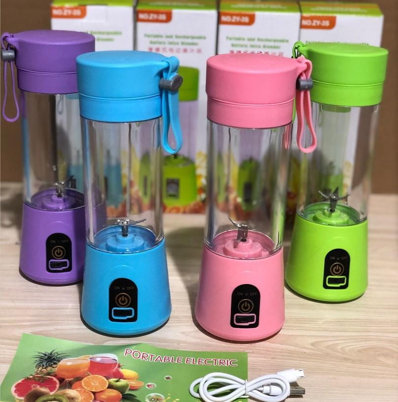 廠家直銷榨汁機便攜電動水果榨汁杯充電迷你榨汁機多功能果蔬機子