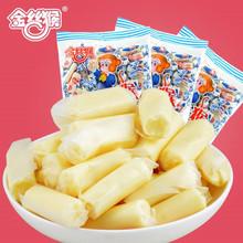 金丝猴奶糖原味118g牛奶丝滑圆柱婚庆喜糖过年年货糖果批发