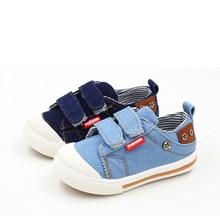 春季新款童鞋软底帆布鞋优质儿童布鞋小中大童休闲鞋学生鞋男童