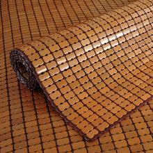 麻将席沙发垫竹席防滑简约红木凉垫子夏季竹凉席坐垫夏天定制