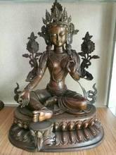 大威德金刚藏佛铜雕定制 绿度母佛像 大日如来佛像定制
