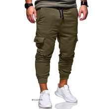 健身休闲运动裤男束脚裤men sport jogger pants men sweatpants