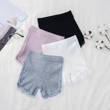 童裤儿童短裤夏季安全韩版蕾丝花边亲肤棉打底裤加档女童裤子短裤
